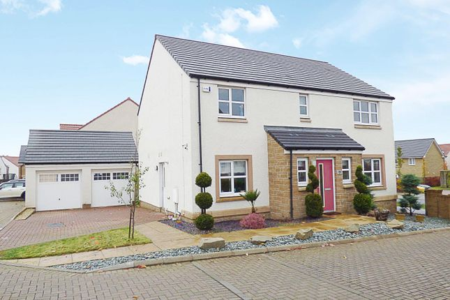 Thumbnail Detached house for sale in Alder Walk, Livingston, West Lothian