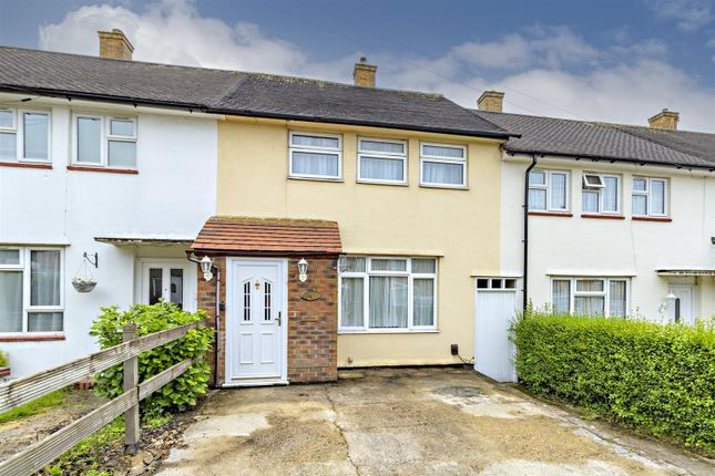2 bed terraced house for sale in Berwick Road, Borehamwood WD6
