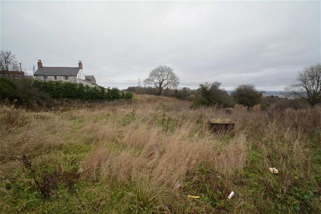 Thumbnail Land for sale in Rhosesmor Road, Halkyn, Holywell