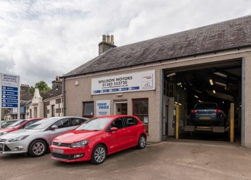 Thumbnail Commercial property for sale in Tayport, Fife