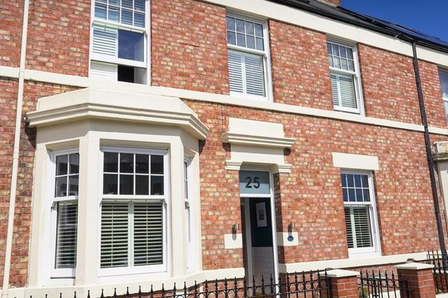 Thumbnail Terraced house for sale in Waterloo Place, North Shields