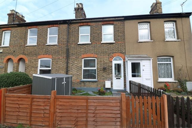 Thumbnail Terraced house to rent in Park Lane, Waltham Cross, Hertfordshire
