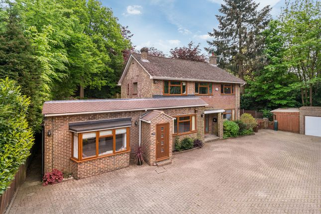Thumbnail Detached house for sale in Warren Road, Crowborough