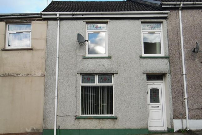 Thumbnail Terraced house to rent in Court Terrace, Merthyr Tydfil