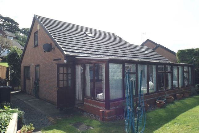 Thumbnail Detached bungalow for sale in Tyddyn Drycin, Llanfairfechan, Conwy