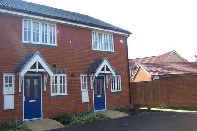 Thumbnail Property to rent in Damselfly Road, Ipswich