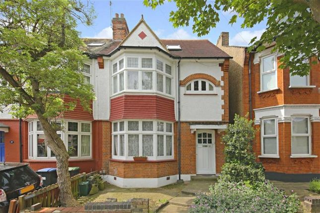 Thumbnail Semi-detached house for sale in Meadowcroft Road, Palmers Green, London