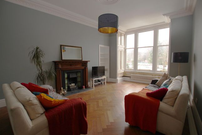 Thumbnail Flat to rent in Hayburn Crescent, Glasgow