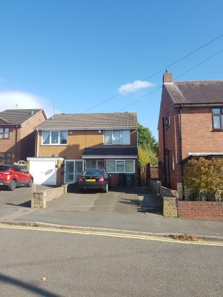 Thumbnail Semi-detached house for sale in Highland Road, Cradley Heath