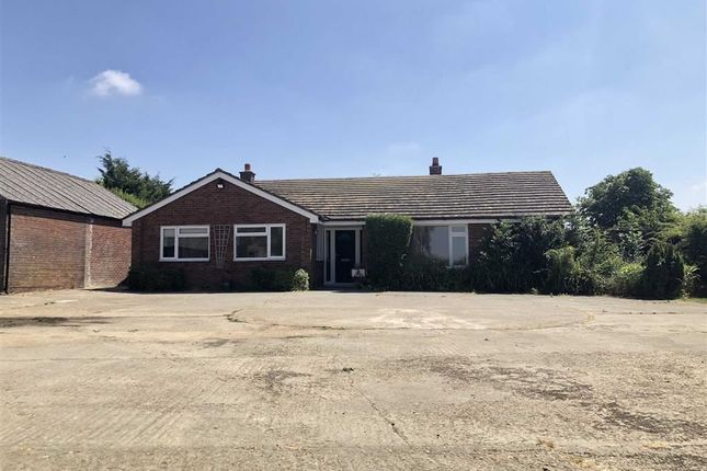 Thumbnail Detached bungalow to rent in Grendon Underwood, Aylesbury, Buckinghamshire