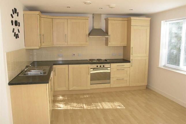 Thumbnail Flat to rent in Brindley House, Tapton Lock Hill, Chesterfield, Derbyshire