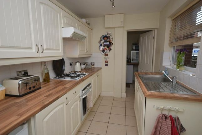 Thumbnail Terraced house to rent in The Willows, Stubbing Lane, Worksop