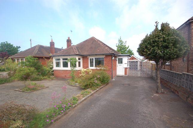 External of Fylde School Cottages, Normoss Road, Blackpool FY3