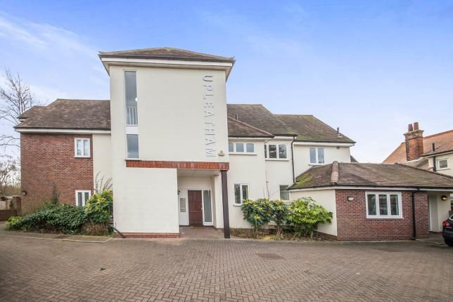Thumbnail Flat for sale in 7 Roxwell Road, Chelmsford, Essex