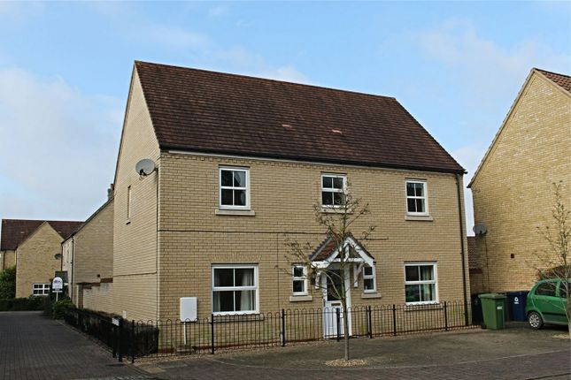 Thumbnail Detached house for sale in Hinchingbrooke Park, Huntingdon, Cambridgeshire