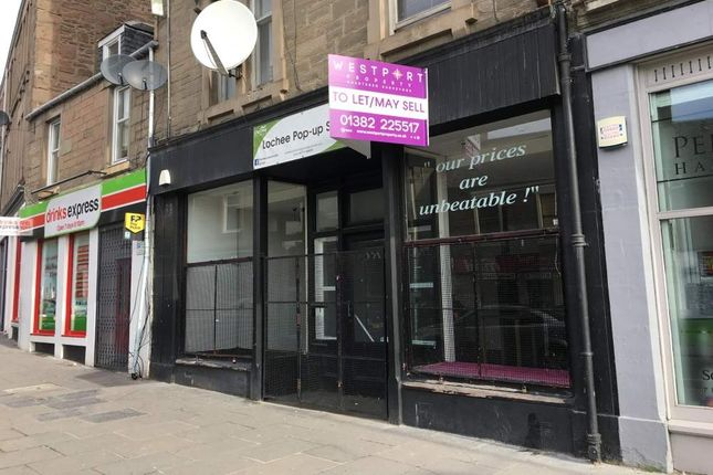 Thumbnail Retail premises for sale in 145 High Street, Lochee