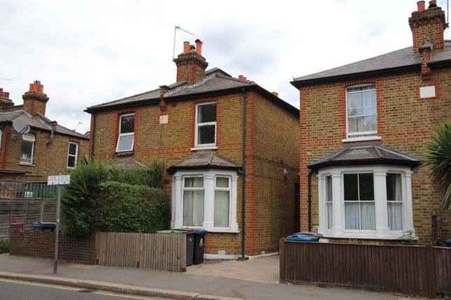 Thumbnail Semi-detached house to rent in Villiers Road, Kingston Upon Thames