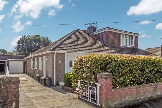 Thumbnail Semi-detached bungalow for sale in Hafod Las, Pencoed, Bridgend .