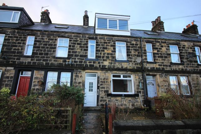 3 bed terraced house for sale in St. Clair Terrace, Otley