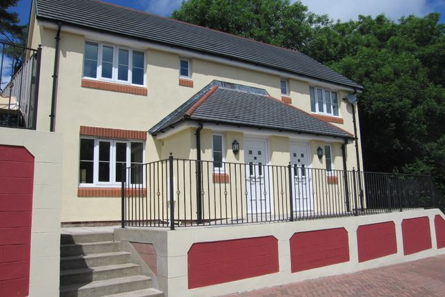 Thumbnail Semi-detached house for sale in Y Glyn, Hayscastle, Haverfordwest