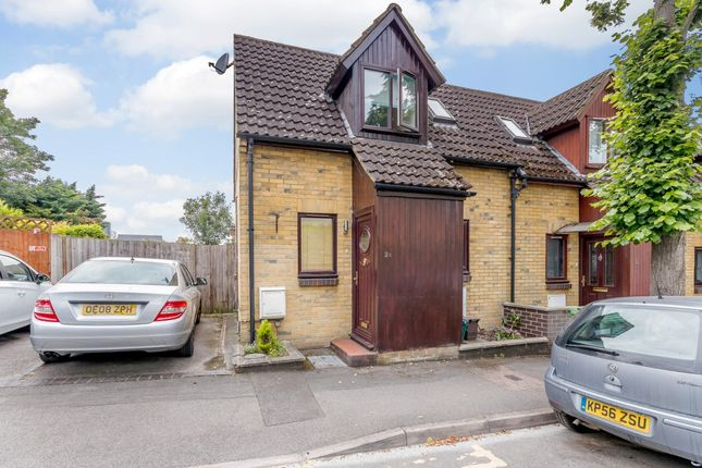 Thumbnail Terraced house for sale in Victoria Road, Sutton, London