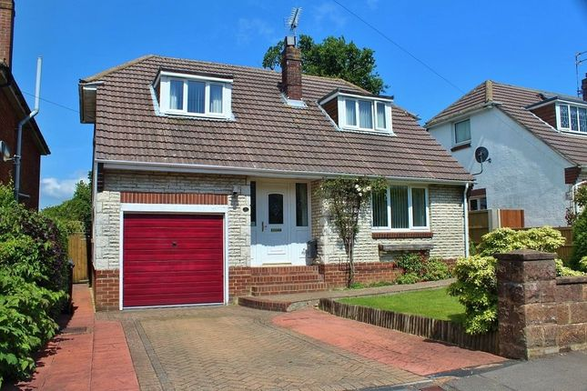 Thumbnail Detached house for sale in Hunters Ride, Waterlooville