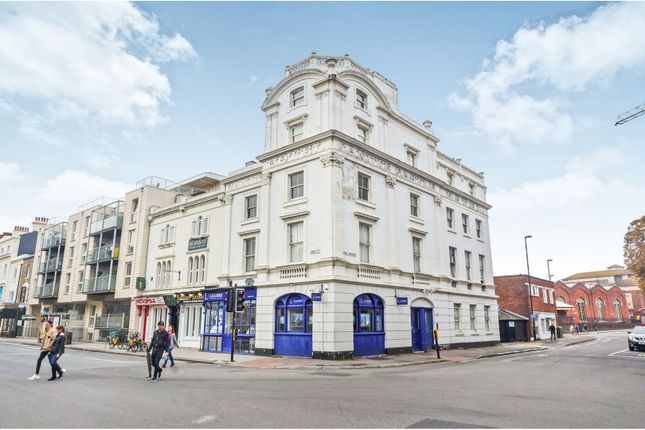 Thumbnail Flat for sale in 2 Royal Crescent Road, Southampton