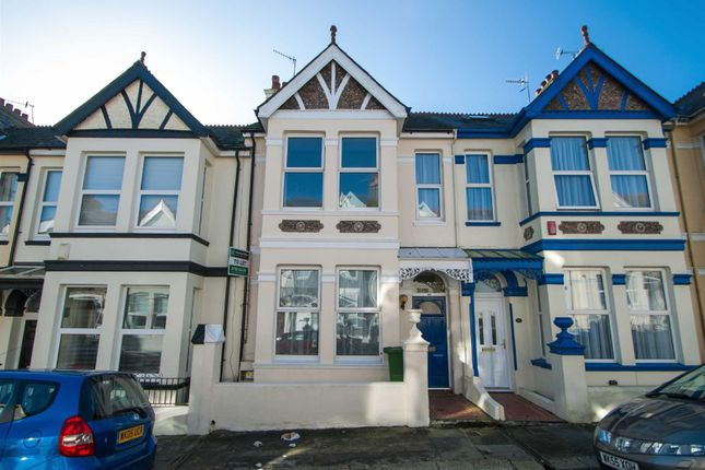 Thumbnail Terraced house to rent in Belair Road, Plymouth