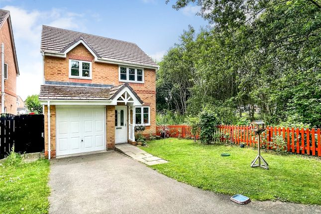 Thumbnail Detached house for sale in Ascot Road, Oswestry, Shropshire
