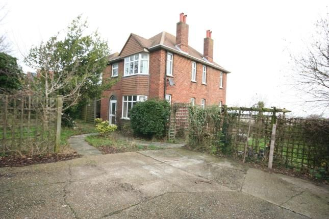 Thumbnail Detached house for sale in Willingdon Road, Upperton, Eastbourne, East Sussex
