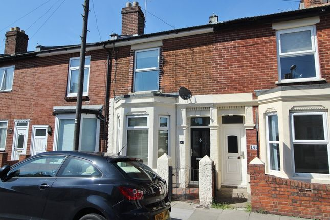 Terraced house for sale in Jessie Road, Southsea