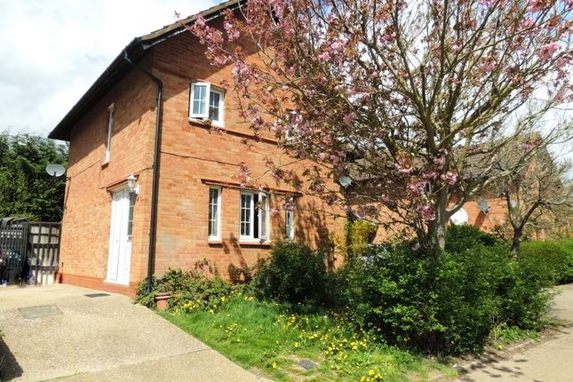 Thumbnail Semi-detached house to rent in Southwick Court, Great Holm, Milton Keynes