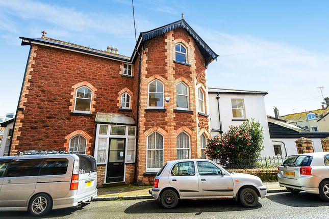 Thumbnail End terrace house for sale in Palace Avenue, Paignton