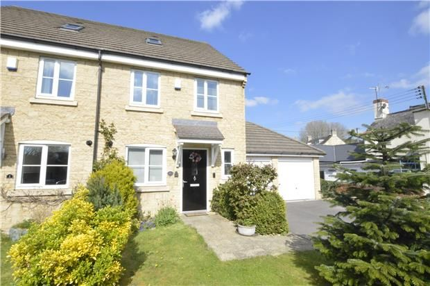 4 bedroom semi-detached house for sale in Regency Close, Stonehouse, Gloucestershire