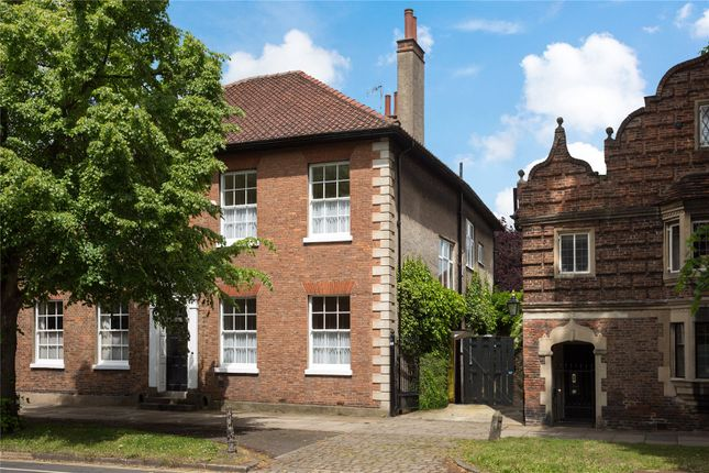 Thumbnail Semi-detached house for sale in Clifton, York