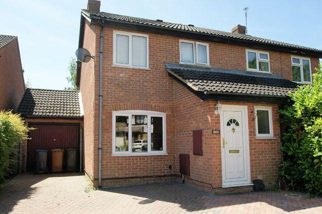 Thumbnail Semi-detached house for sale in Alder Close, Thorley, Bishop's Stortford