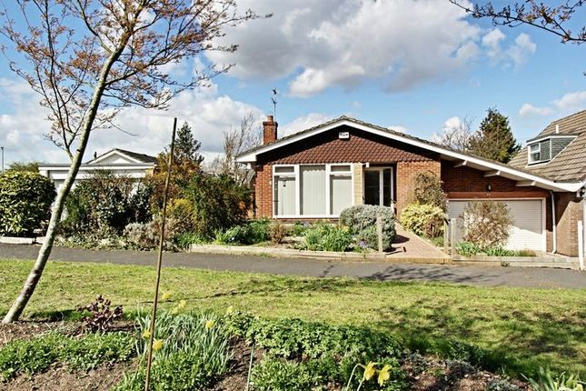Thumbnail Detached bungalow for sale in Tower View, Anlaby, Hull