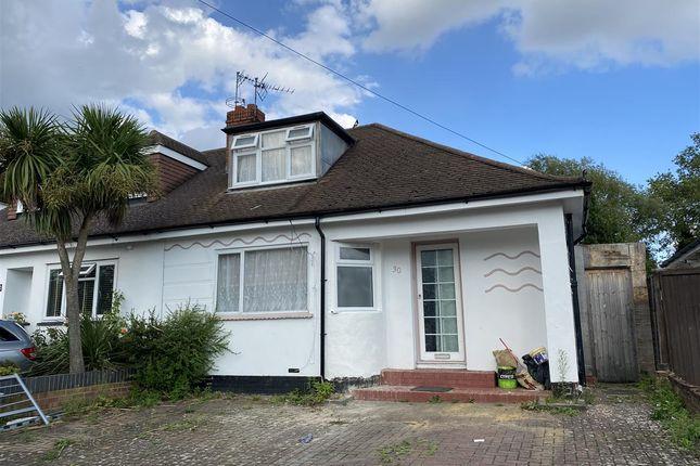 3 bed semi-detached house to rent in Weald Rise, Harrow Weald, Harrow HA3