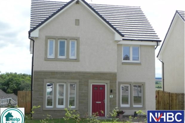 Thumbnail Detached house for sale in The Willow, Holmhead Gardens, Holmhead, Hospital Road, Cumnock