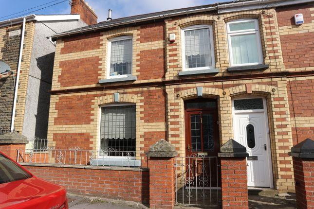 Thumbnail Semi-detached house for sale in Gwaelodygarth, Merthyr Tydfil