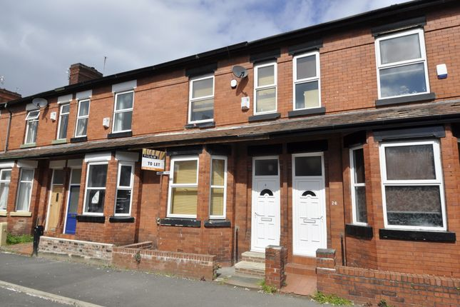 Thumbnail Terraced house to rent in Furness Road, Manchester