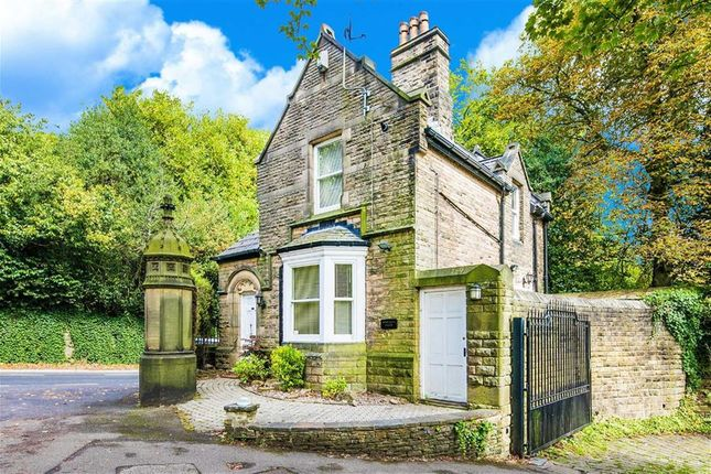 Thumbnail Detached house for sale in Lodge West Royd, 119, Manchester Road, Broomhill
