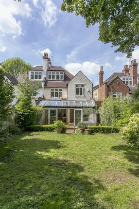 Thumbnail Semi-detached house for sale in Hornsey Lane Gardens, Highgate