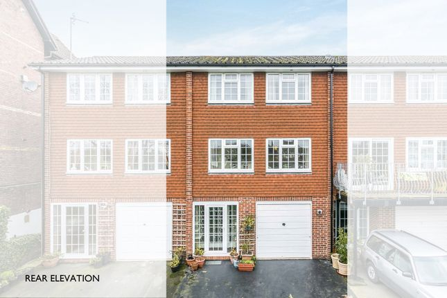 Thumbnail Town house for sale in Shirley Cottages, Woodbury Park Road, Tunbridge Wells