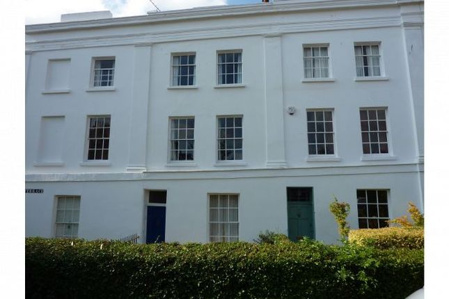 Thumbnail Property to rent in Maisonette, 2 Silver Terrace, Exeter