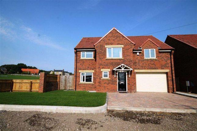 Thumbnail Detached house for sale in Hazel Green, Helmington Row, Crook, Co Durham