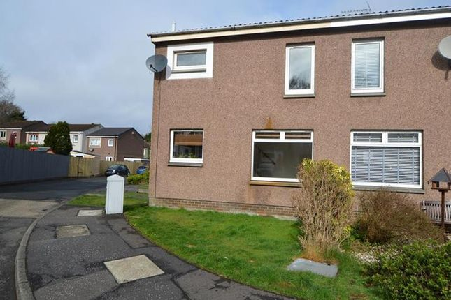 Thumbnail Terraced house for sale in Ochiltree Drive, Mid Calder