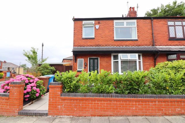3 bed semi-detached house for sale in Chapel Road, South Swinton, Manchester M27