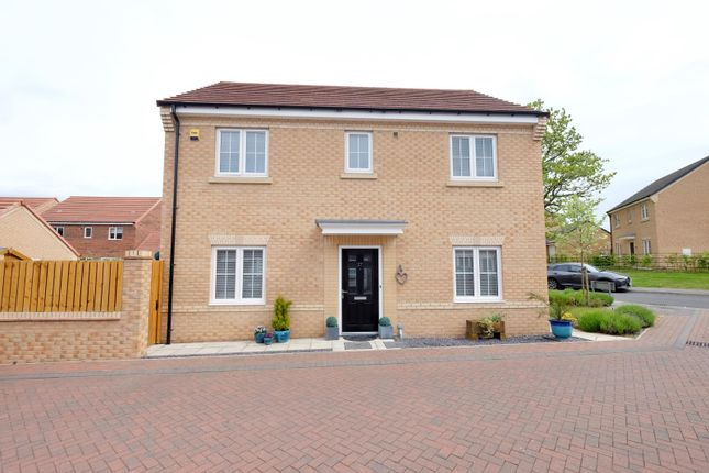 Thumbnail Detached house for sale in Summerhouse Drive, Norton, Sheffield