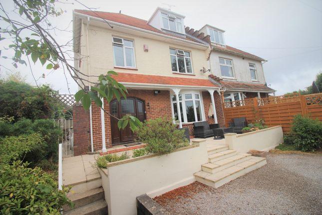 Thumbnail Semi-detached house for sale in Cockington Lane, Preston, Paignton